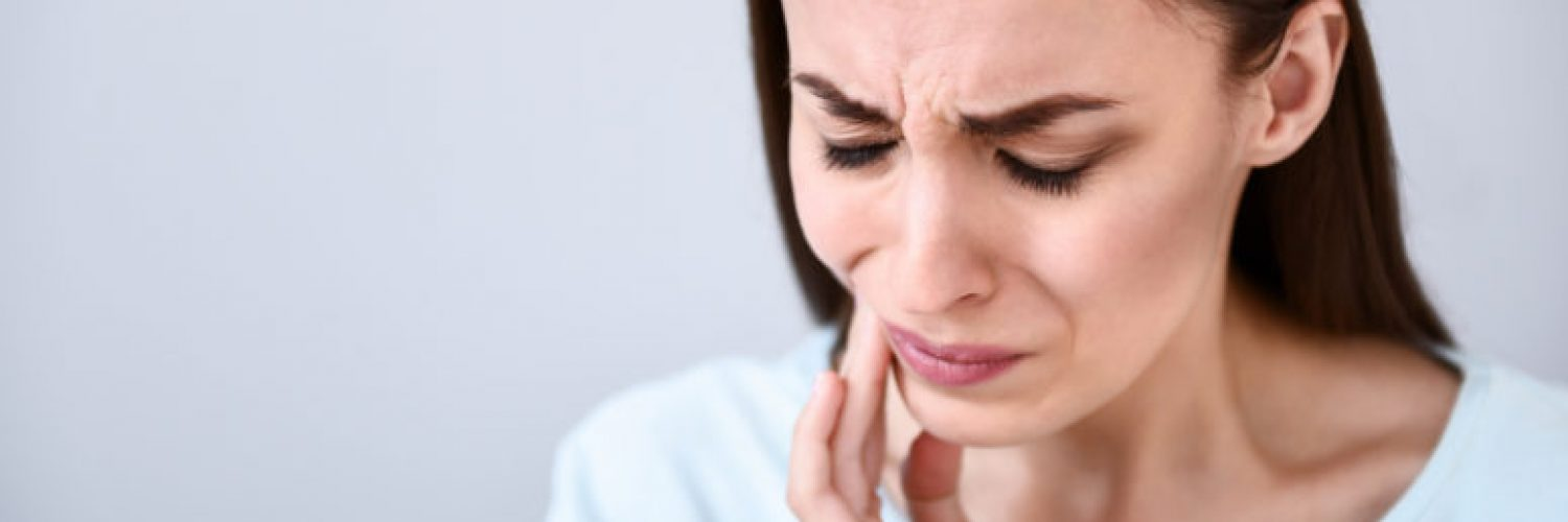 TMD jaw tooth pain
